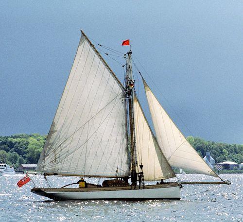 Katrine, Volker Gries, Rum-Regatta 2004 , 05/2004