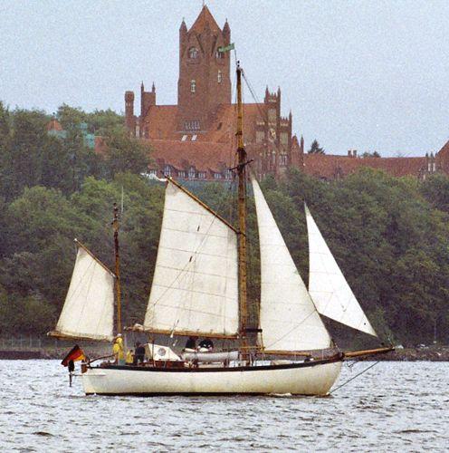 Atair II, Volker Gries, Rum-Regatta 2004 , 05/2004