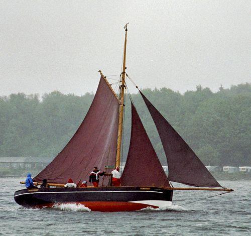 Greta, Volker Gries, Rum-Regatta 2004 , 05/2004