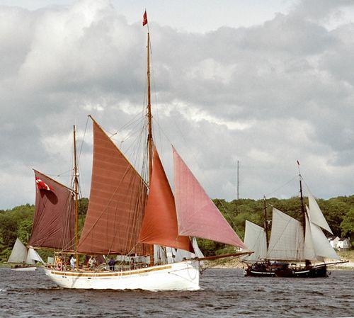 Elsa Margrethe, Volker Gries, Rum-Regatta 2004 , 05/2004