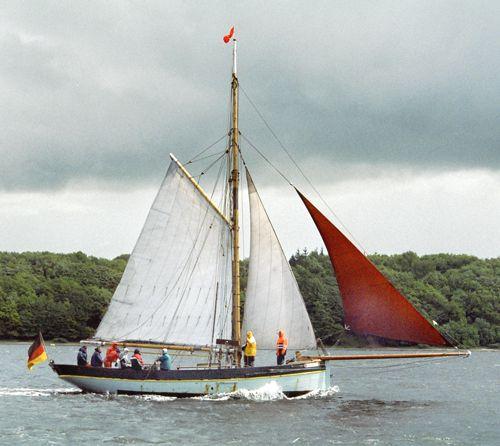 Nordlys, Volker Gries, Rum-Regatta 2004 , 05/2004
