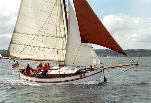 Aliado, Volker Gries, Rum-Regatta 2004 , 05/2004