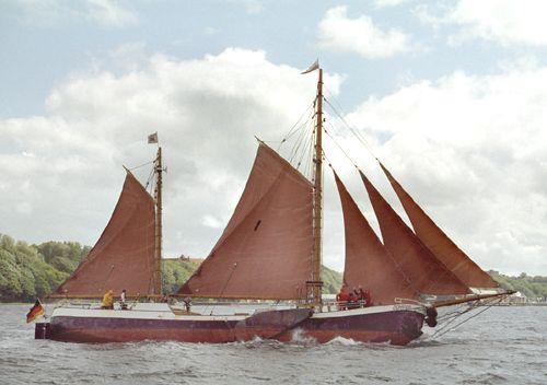 Johanne, Volker Gries, Rum-Regatta 2004 , 05/2004