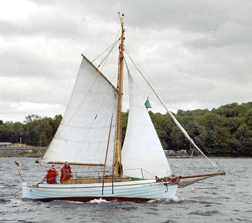 Jumfrun, Volker Gries, Rum-Regatta 2004 , 05/2004