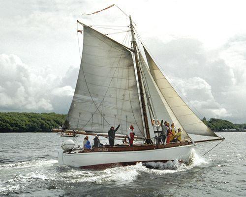 D' Olly, Volker Gries, Rum-Regatta 2004 , 05/2004