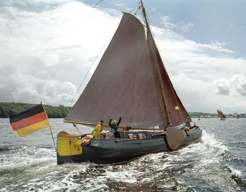 Fortuna, Volker Gries, Rum-Regatta 2004 , 05/2004