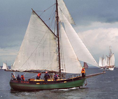 Kenilu, Volker Gries, Rum-Regatta 2005 , 05/2005