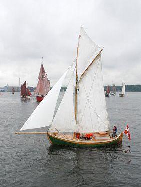 Tora II, Volker Gries, Rum-Regatta 2006 , 05/2006