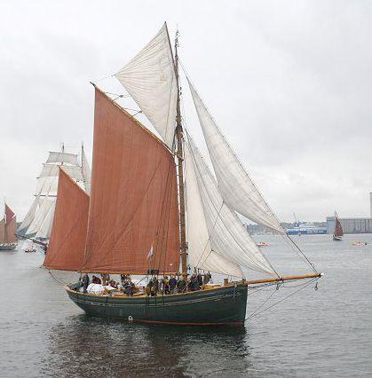 Yukon, Volker Gries, Rum-Regatta 2006 , 05/2006