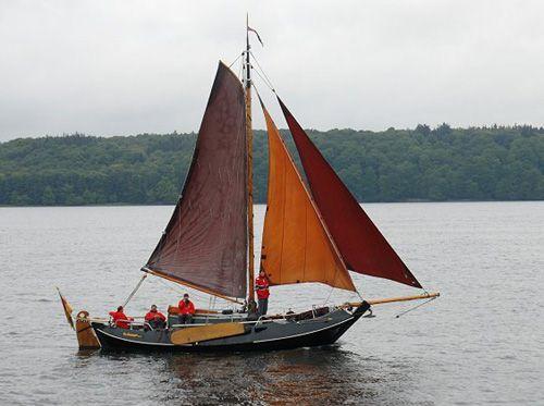 To Svaner, Volker Gries, Rum-Regatta 2006 , 05/2006