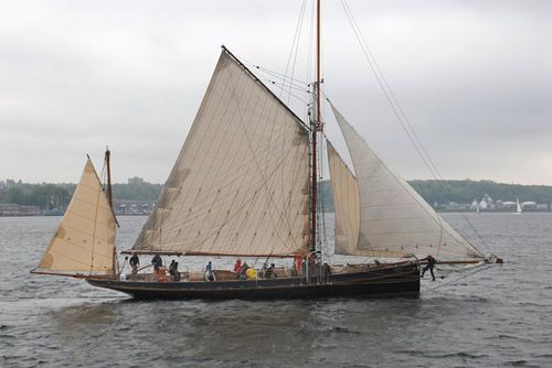 Willow Wren, Volker Gries, Rum-Regatta 2006 , 05/2006