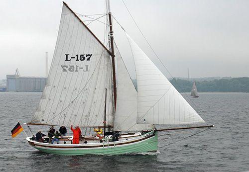 Dana, Volker Gries, Rum-Regatta 2006 , 05/2006