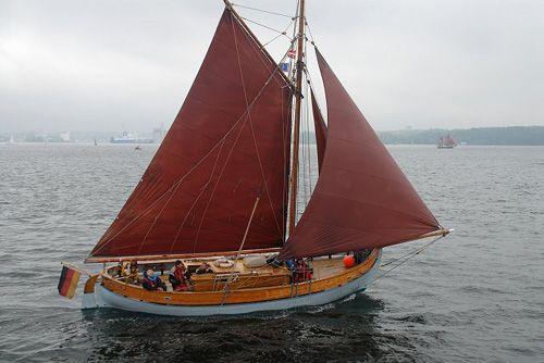 Hanne Munk, Volker Gries, Rum-Regatta 2006 , 05/2006