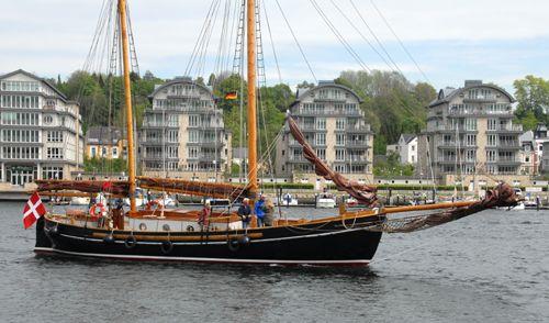 Palnatoke, Volker Gries, Rum-Regatta 2007 , 05/2007