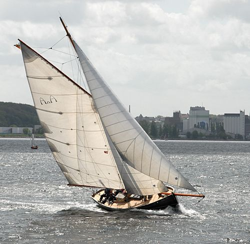 Ana, Volker Gries, Rum-Regatta 2007 , 05/2007