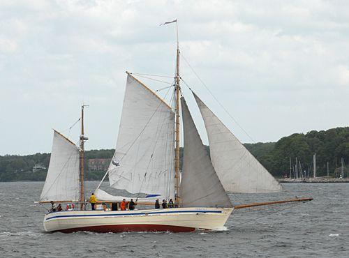 Arkona, Volker Gries, Rum-Regatta 2007 , 05/2007