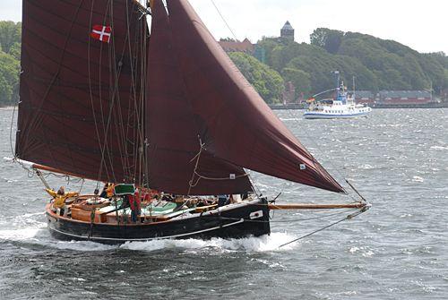 Aurora von Altona, Volker Gries, Rum-Regatta 2007 , 05/2007