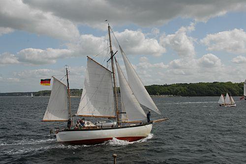 Atair II, Volker Gries, Rum-Regatta 2007 , 05/2007