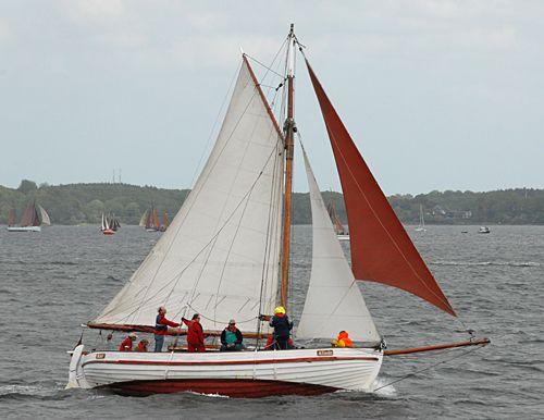 Aliado, Volker Gries, Rum-Regatta 2007 , 05/2007