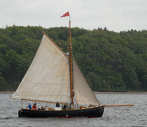 Valkyrien, Volker Gries, Rum-Regatta 2007 , 05/2007