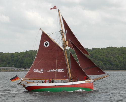 Dagmar Aaen, Volker Gries, Rum-Regatta 2007 , 05/2007