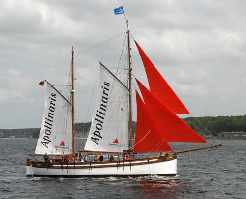 Sæløer, Volker Gries, Rum-Regatta 2007 , 05/2007