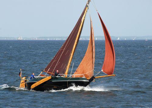 To Svaner, Volker Gries, Rum-Regatta 2007 , 05/2007