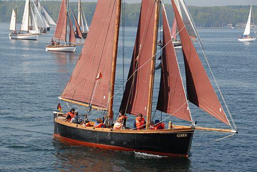Clara, Volker Gries, Rum-Regatta 2008 , 05/2008