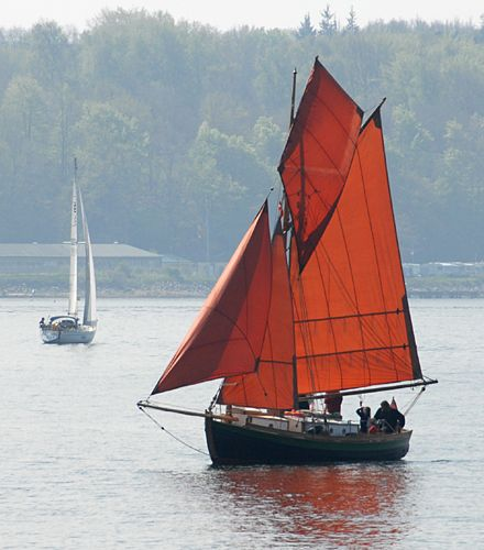 Baldur, Volker Gries, Rum-Regatta 2008 , 05/2008