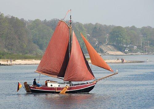 Luise, Volker Gries, Rum-Regatta 2008 , 05/2008