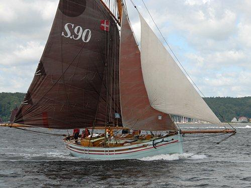 Frieda von Hadersleben, Volker Gries, Rum-Regatta 2009 , 05/2009