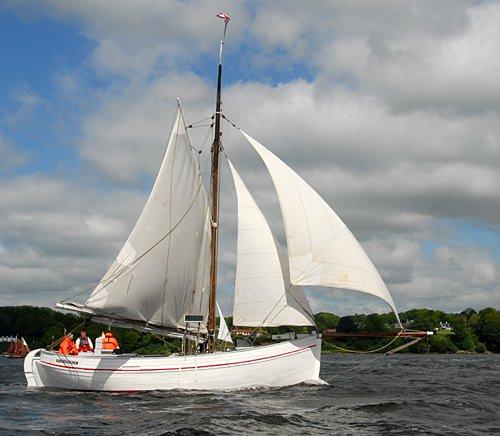 Harald, Volker Gries, Rum-Regatta 2009 , 05/2009