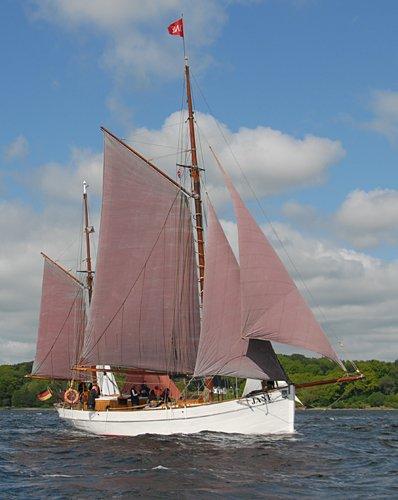 Jane, Volker Gries, Rum-Regatta 2009 , 05/2009