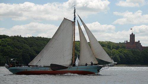 Stella Maris, Volker Gries, Rum-Regatta 2009 , 05/2009