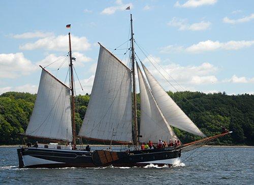 Amazone, Volker Gries, Rum-Regatta 2009 , 05/2009