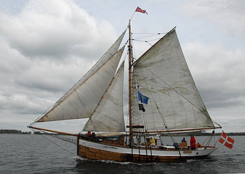 Solvang, Volker Gries, Rum-Regatta 2010 , 05/2010