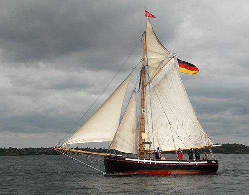 Freja, Volker Gries, Rum-Regatta 2010 , 05/2010