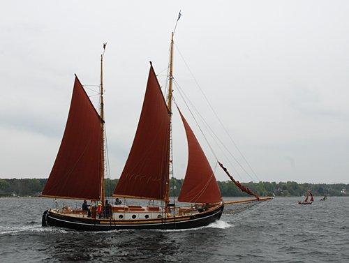 Palnatoke, Volker Gries, Rum-Regatta 2010 , 05/2010