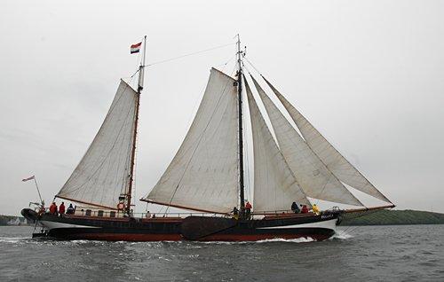 Pegasus, Volker Gries, Rum-Regatta 2010 , 05/2010