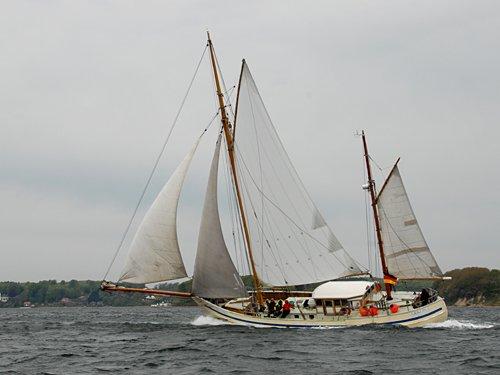 Arkona, Volker Gries, Rum-Regatta 2010 , 05/2010