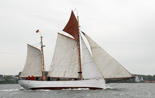 Pirola, Volker Gries, Rum-Regatta 2010 , 05/2010