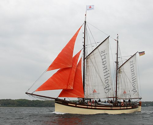 Sæløer, Volker Gries, Rum-Regatta 2010 , 05/2010