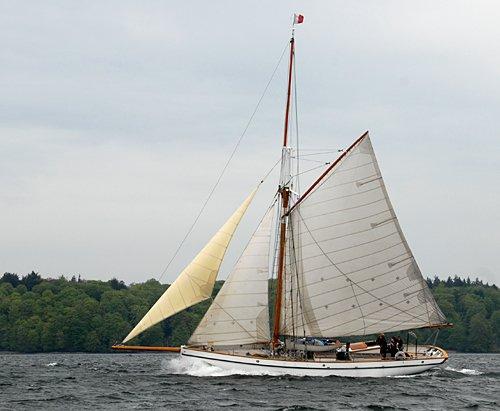 Olav Trygvason, Volker Gries, Rum-Regatta 2010 , 05/2010