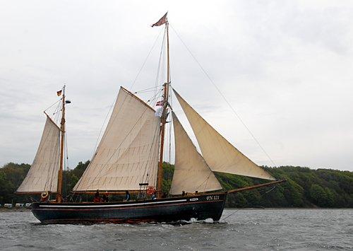 Hansine, Volker Gries, Rum-Regatta 2010 , 05/2010