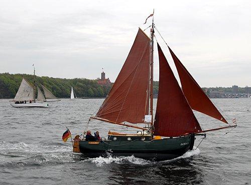 Isabella, Volker Gries, Rum-Regatta 2010 , 05/2010