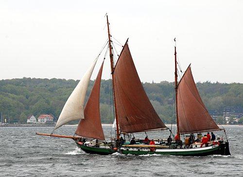Anna, Volker Gries, Rum-Regatta 2010 , 05/2010