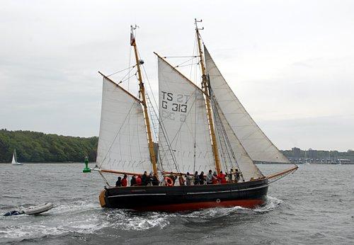 Fulvia af Anholt, Volker Gries, Rum-Regatta 2010 , 05/2010