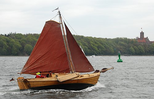 Die Seven Seelanden, Volker Gries, Rum-Regatta 2010 , 05/2010