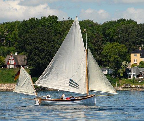 Kronprinzessin Ute, Volker Gries, Rum-Regatta 2011 , 06/2011