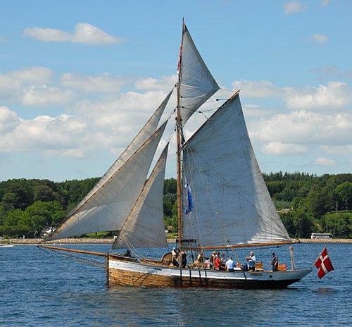 Solvang, Volker Gries, Rum-Regatta 2011 , 06/2011